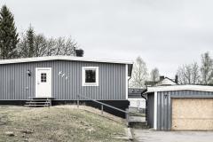 Götgatan Malmberget, maj 2019