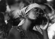 Kvinna i Zanaga, Kongo Brazzaville 1962