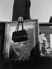 Auktion i Holmsund 1954