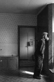 Småbrukare Helmer Jonsson, Baggård 1960